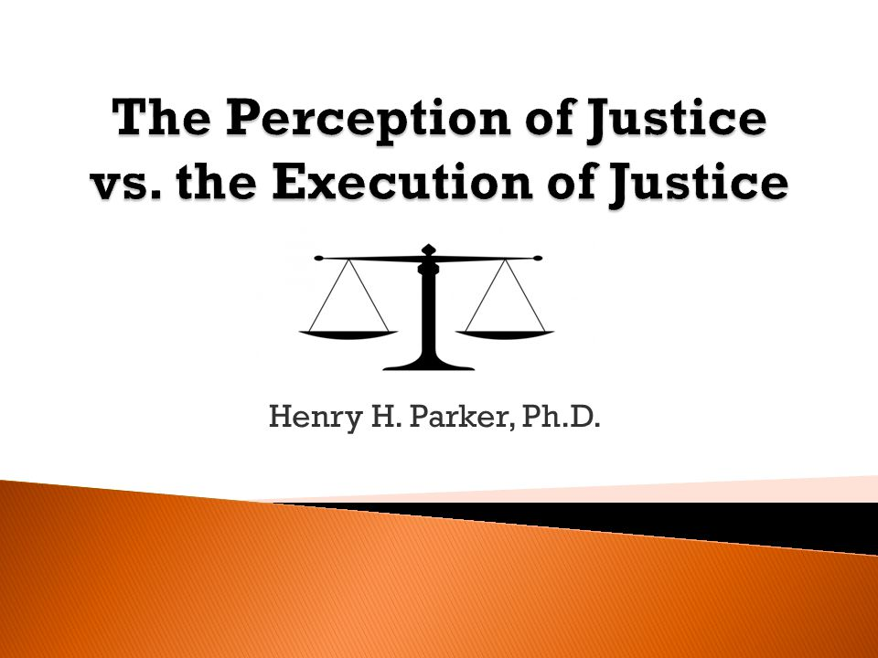 Henry H. Parker, Ph.D.