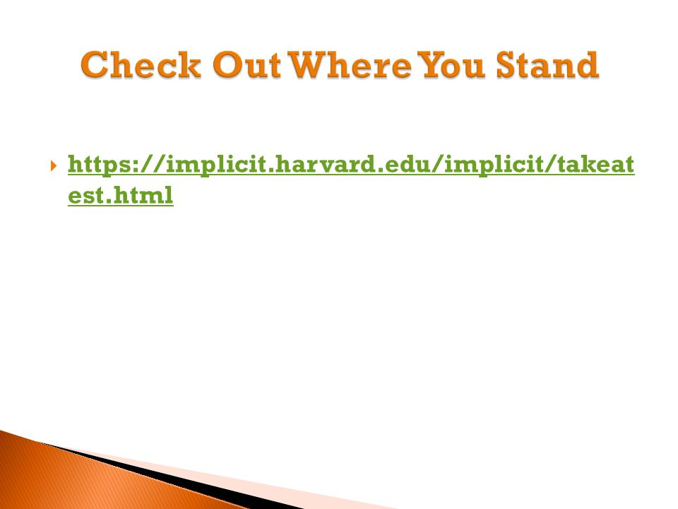  https://implicit.harvard.edu/implicit/takeat est.html https://implicit.harvard.edu/implicit/takeat est.html