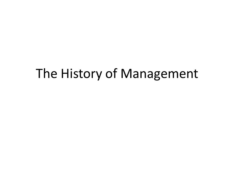 4 Main Groups of Theories (6 actual theories altogether) Classical Behavioral Management Science Integrative: – Systems Theory – Sociotechnical Theory – Contingency Theory