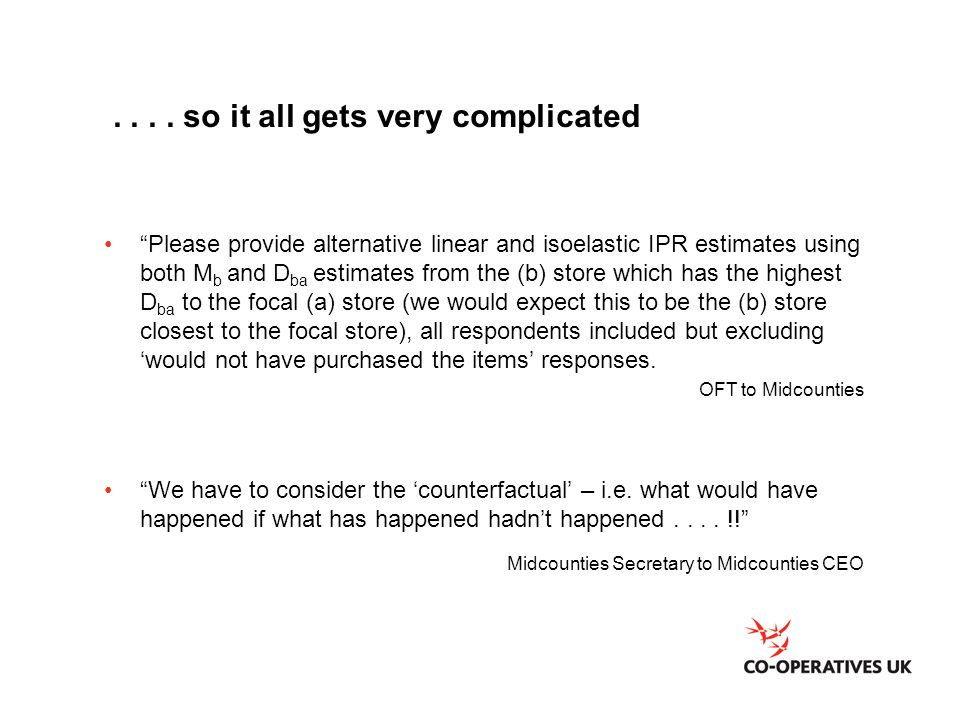 """.... so it all gets very complicated """"Please provide alternative linear and isoelastic IPR estimates using both M b and D ba estimates from the (b) st"""