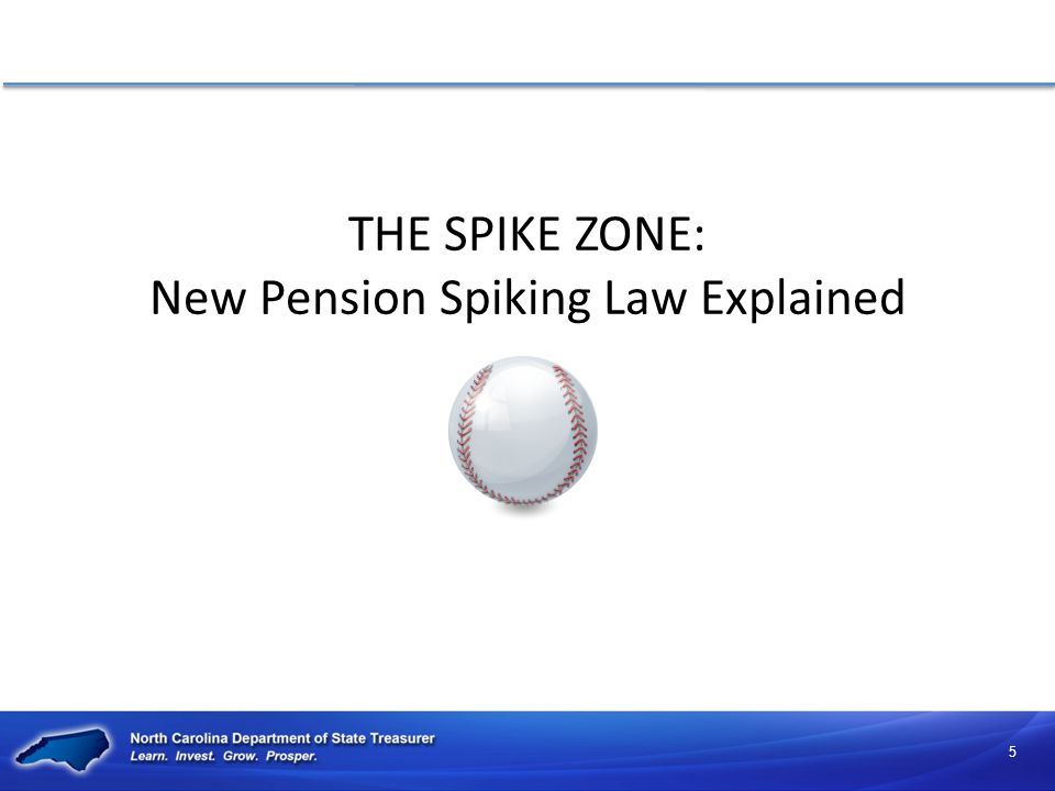 THE SPIKE ZONE: New Pension Spiking Law Explained 5