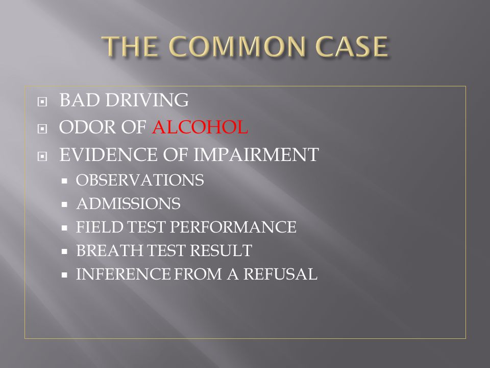  THE OMVH RULES  ALC RULES  SLED POLICY