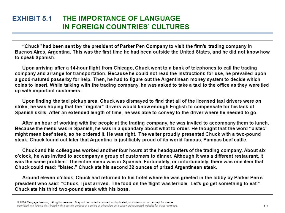 © 2014 Cengage Learning. All rights reserved.