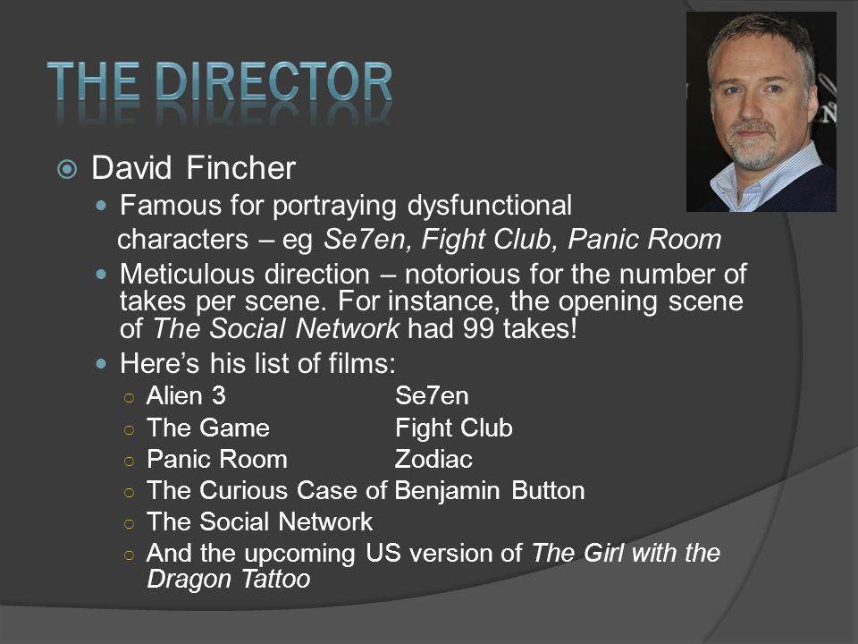  Aaron Sorkin  Based the screenplay on Ben Mezrich novel The Accidental Billionaires.