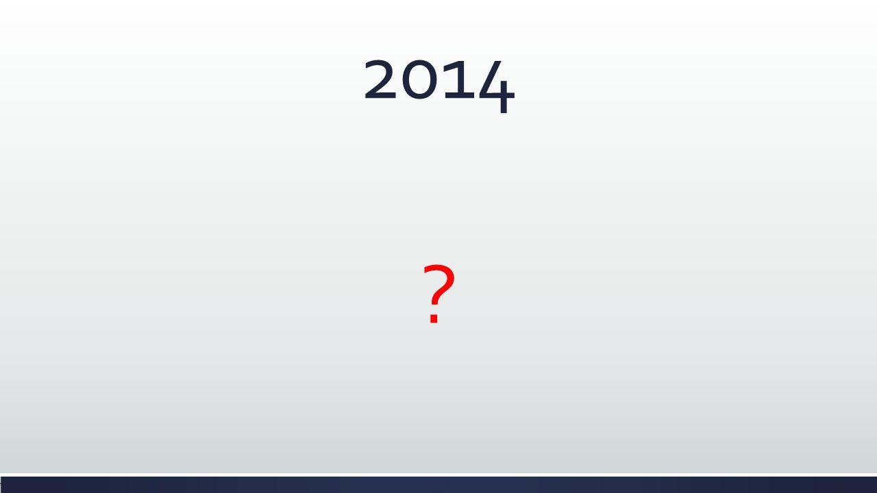 2014 ?