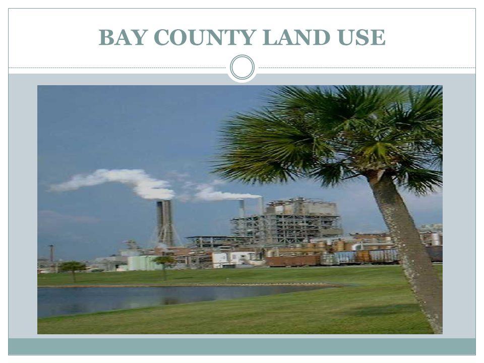 BAY COUNTY LAND USE