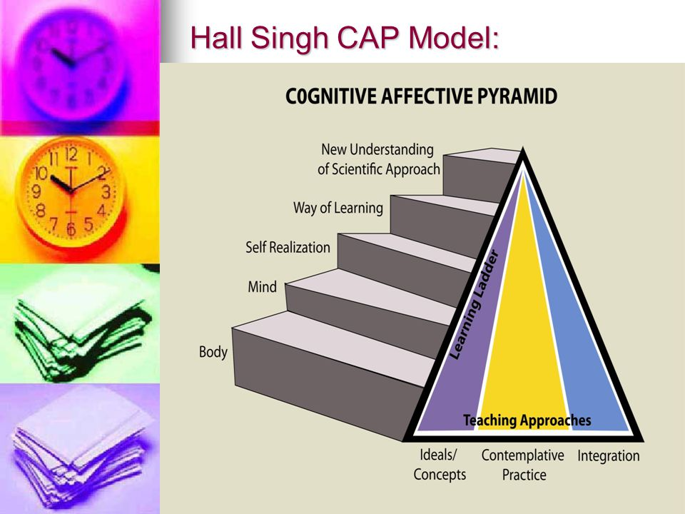 Hall Singh CAP Model: