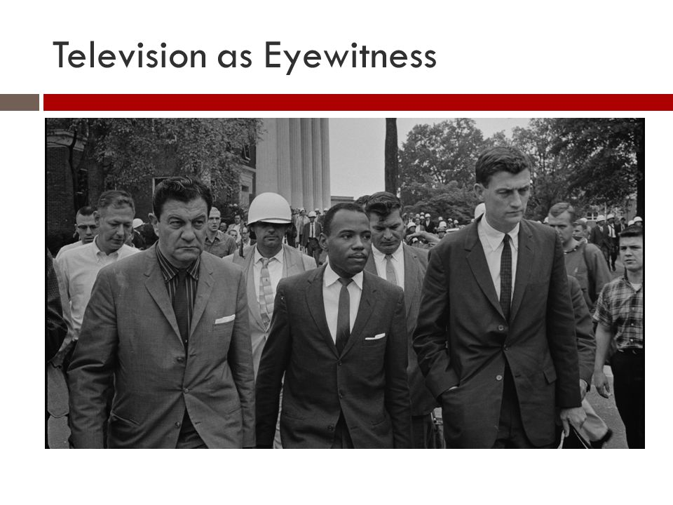 Television as Eyewitness