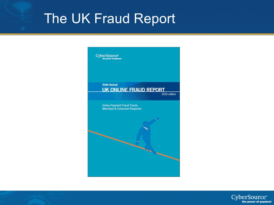 The UK Fraud Report
