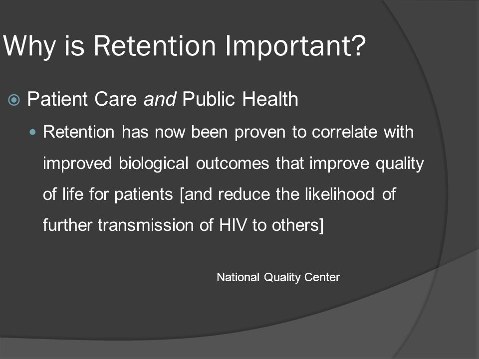 Major Lessons  Barriers to care can be reduced or removed with sufficient resources  Coaching, skills-building, knowledge gains, and respectful, trusting relationships with outreach workers can facilitate better utilization of HIV care