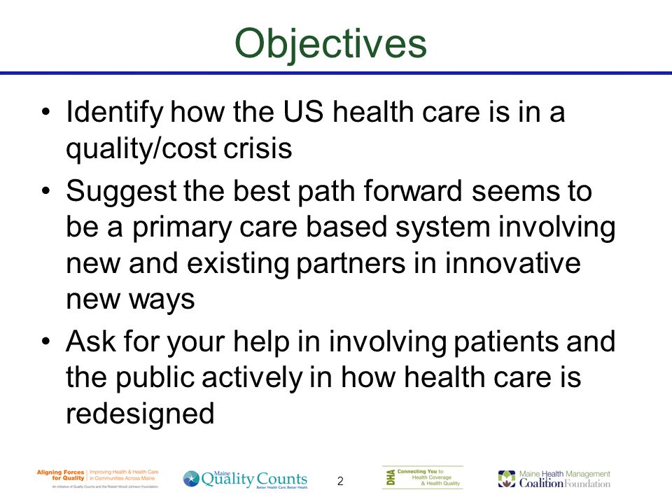 33 Approach We need the patients' and public's help (i.e.