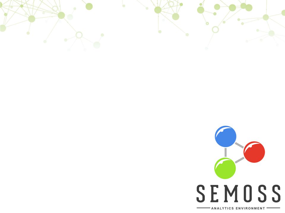5 Horizontal Margin (9.13 ) Strapline Content Bottom Content w/out Strapline Bottom SEMOSS Evolution Solution History SEMOSS is a result of several years of federal investment in federated, semantic web technology.