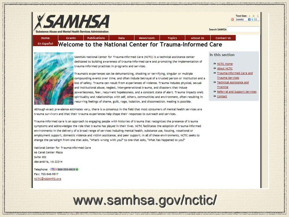 www.samhsa.gov/nctic/www.samhsa.gov/nctic/
