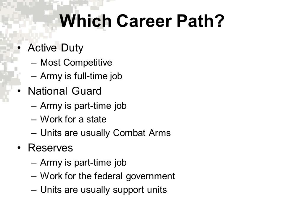 Base Pay (Active Duty, 2011 rates) Pay raise each year (2% - 3% usually) Officer promotions usually occur at years 2, 4, 8, 16
