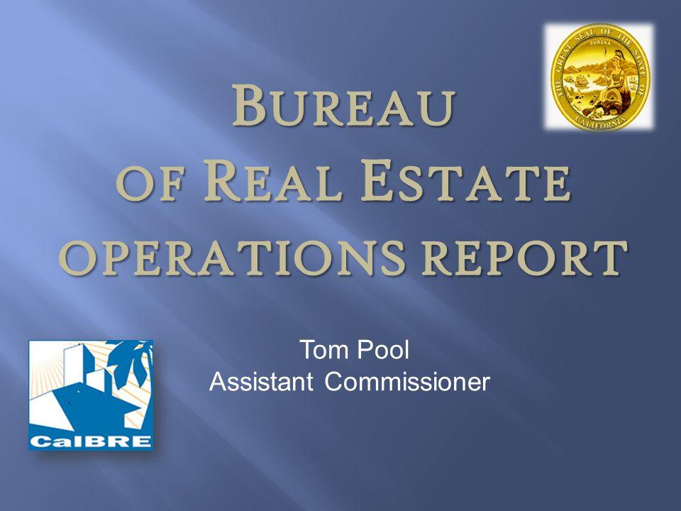 Tom Pool Assistant Commissioner