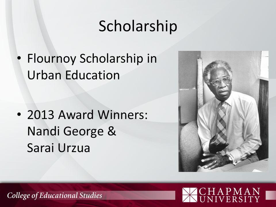 Scholarship Robert P. Fahey Math/Science Scholarship 2013 Award Winner: Amanda Morris