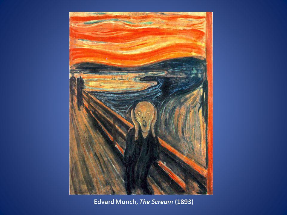 Edvard Munch, The Scream (1893)