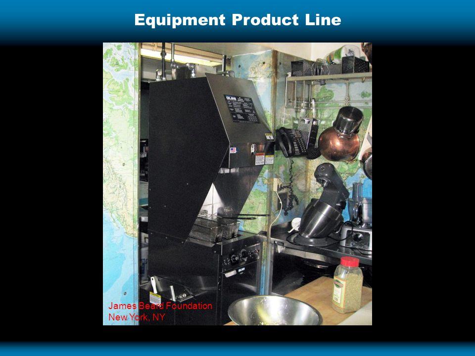 Equipment Product Line James Beard Foundation New York, NY