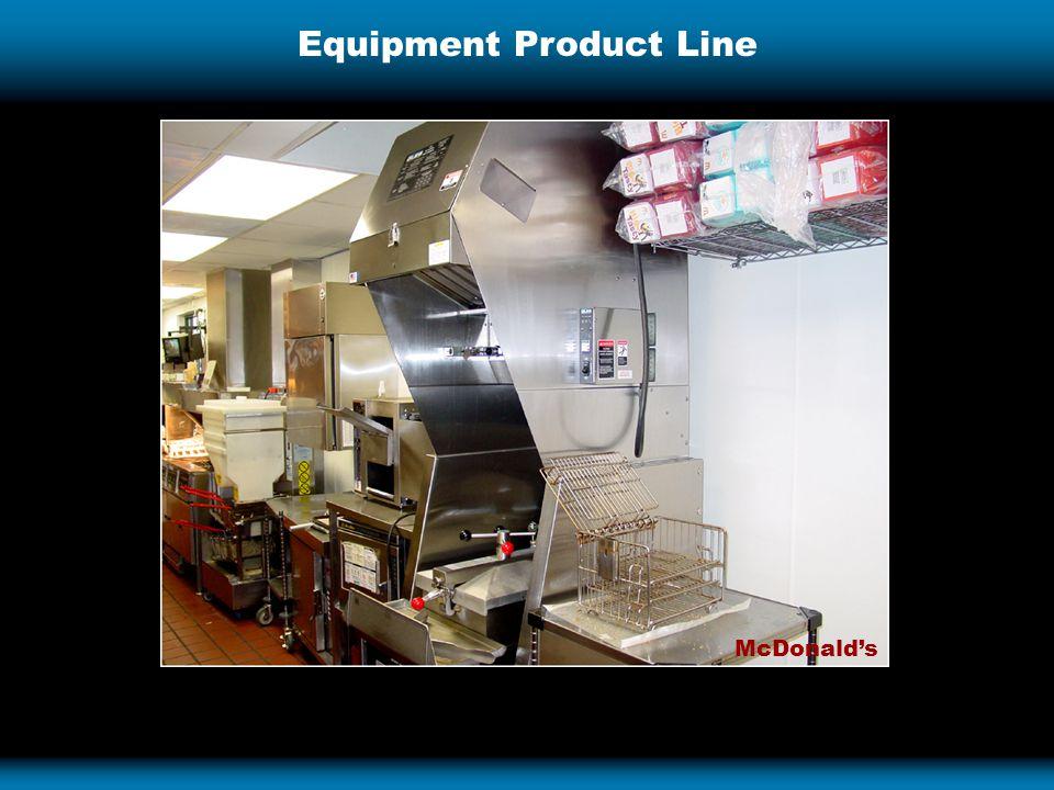 Equipment Product Line McDonald's