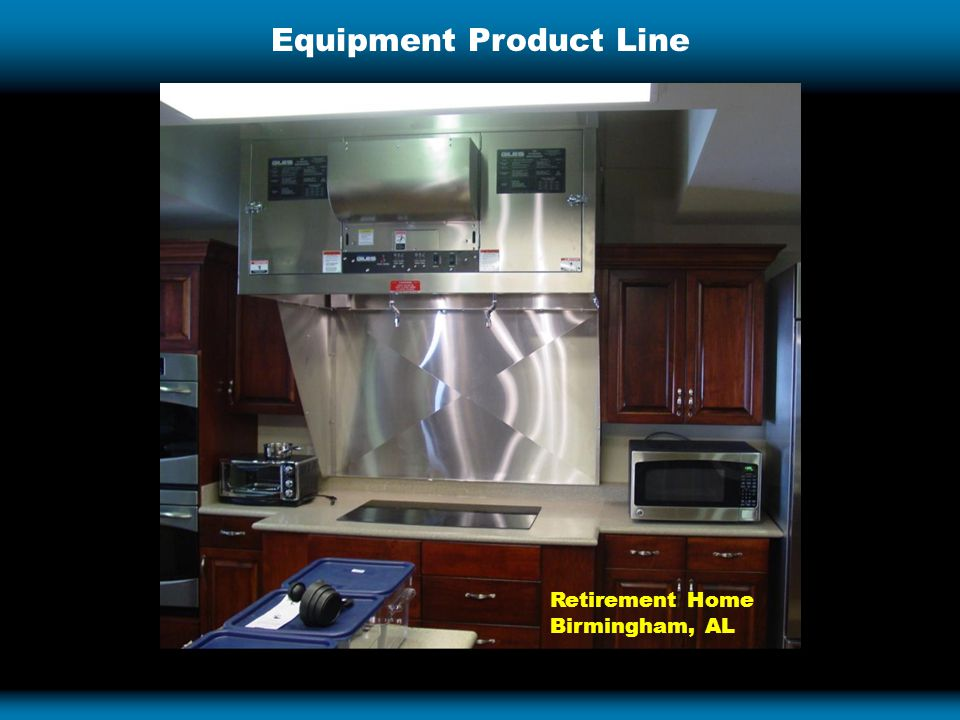 Equipment Product Line Retirement Home Birmingham, AL