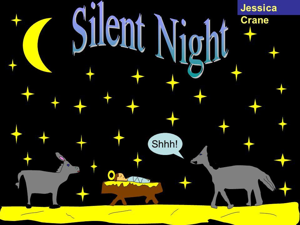Jessica Crane Shhh!