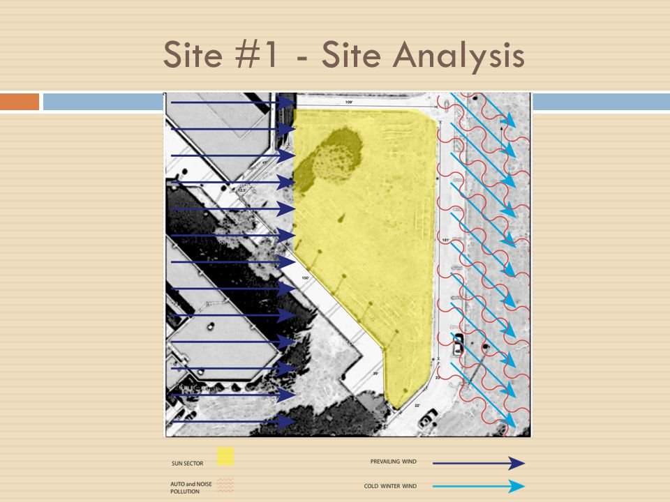 Site #1 - Site Analysis