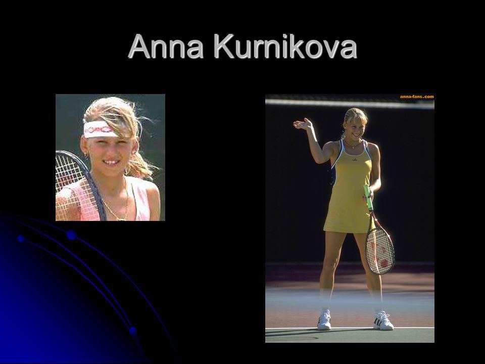 Anna Kurnikova