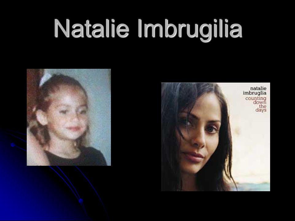 Natalie Imbrugilia