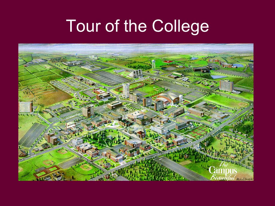 Tour of the College