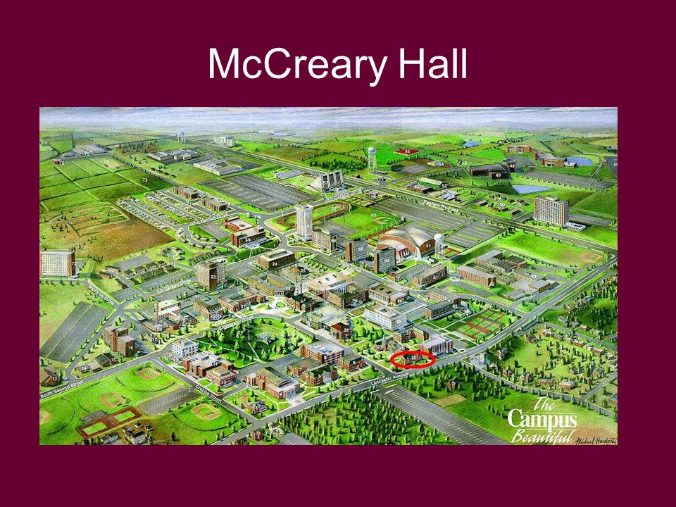 McCreary Hall