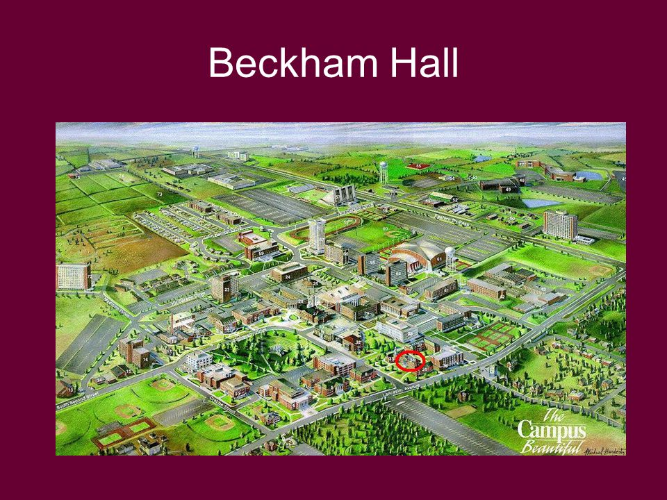Beckham Hall