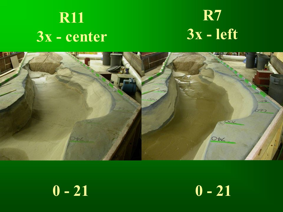 R11 3x - center R7 3x - left 0 - 21