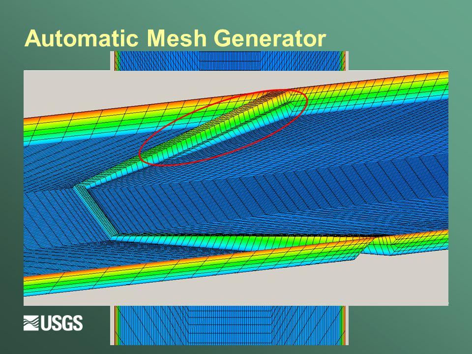 Automatic Mesh Generator