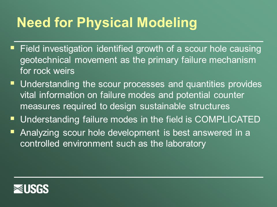 Numerical Model Results - Structure Geometry (1/3Qbkf)  ½*Arm Length  2*Arm Length