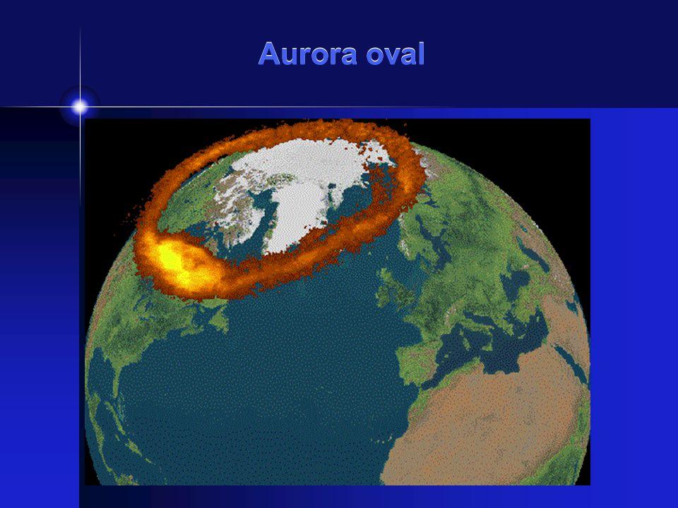 Aurora oval