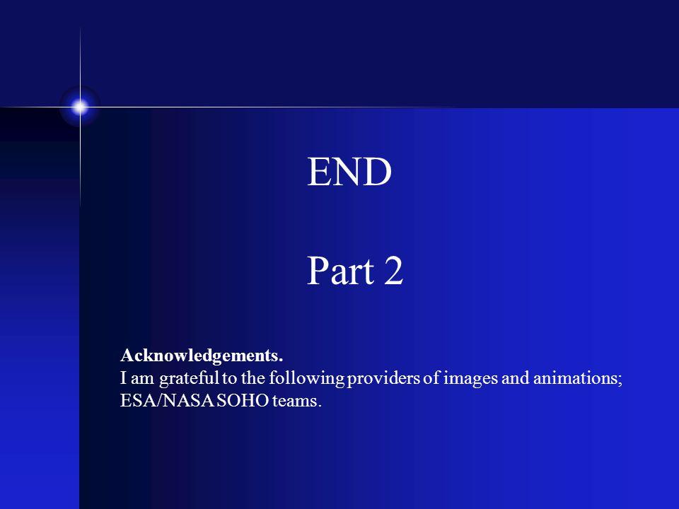 END Part 2 Acknowledgements.