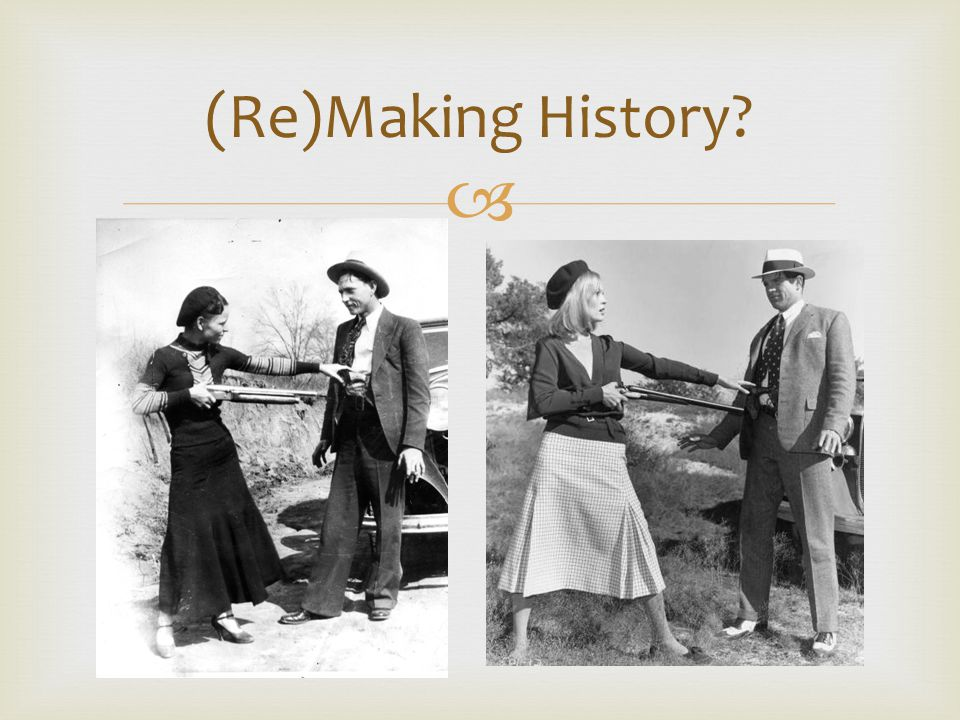  (Re)Making History?