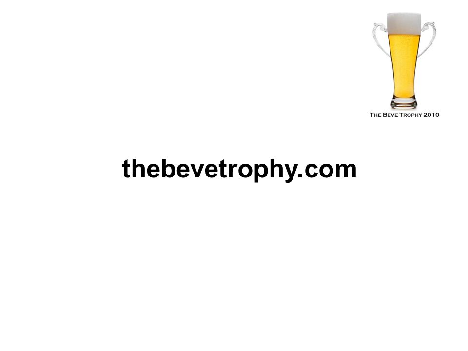 thebevetrophy.com