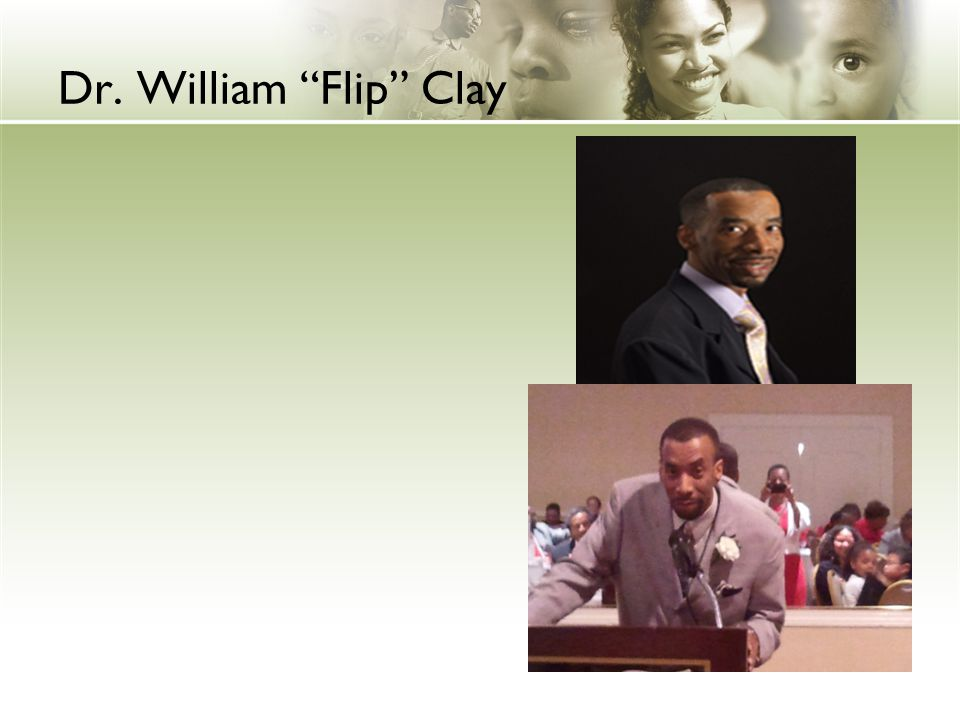 Dr. William Flip Clay