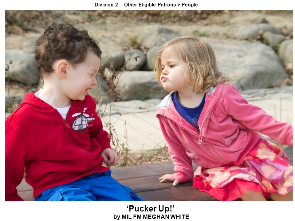 'Pucker Up!' by MIL FM MEGHAN WHITE