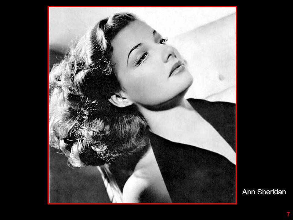 7 Ann Sheridan