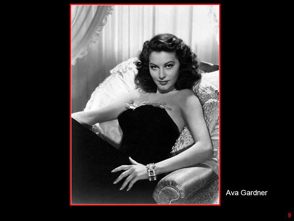 9 Ava Gardner