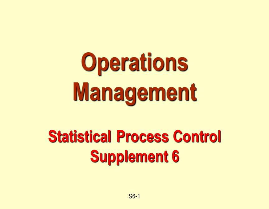 S6-12  X Chart Control Limits - Std.Dev.