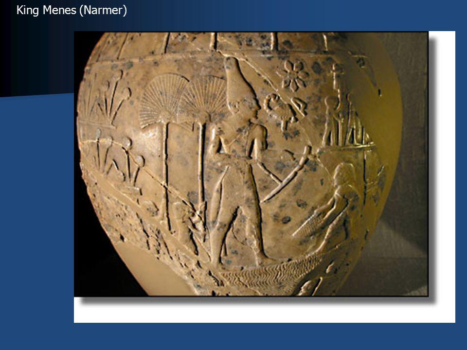 King Menes (Narmer)