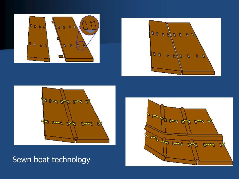Sewn boat technology