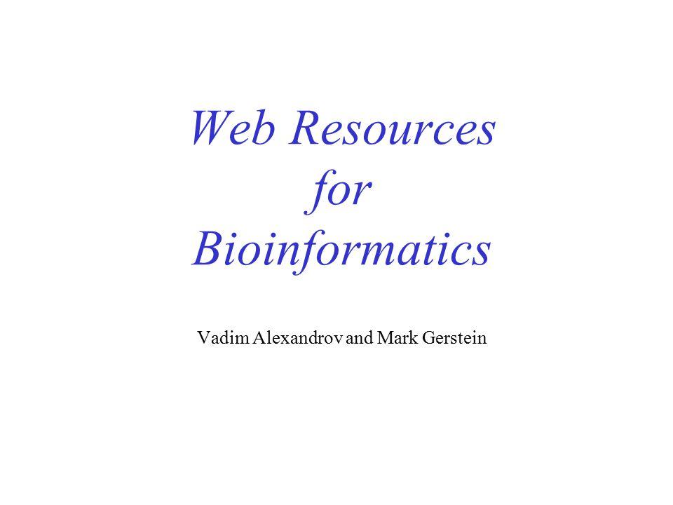 What is Bioinformatics.(Molecular) Bio - informatics One idea for a definition.