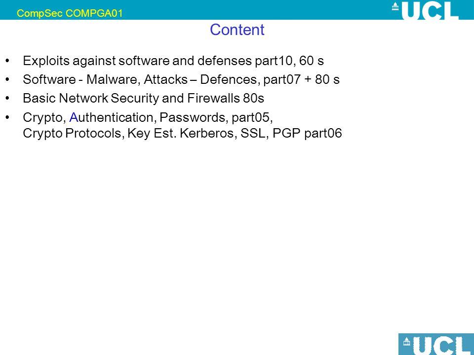 CompSec COMPGA01 Nicolas T.
