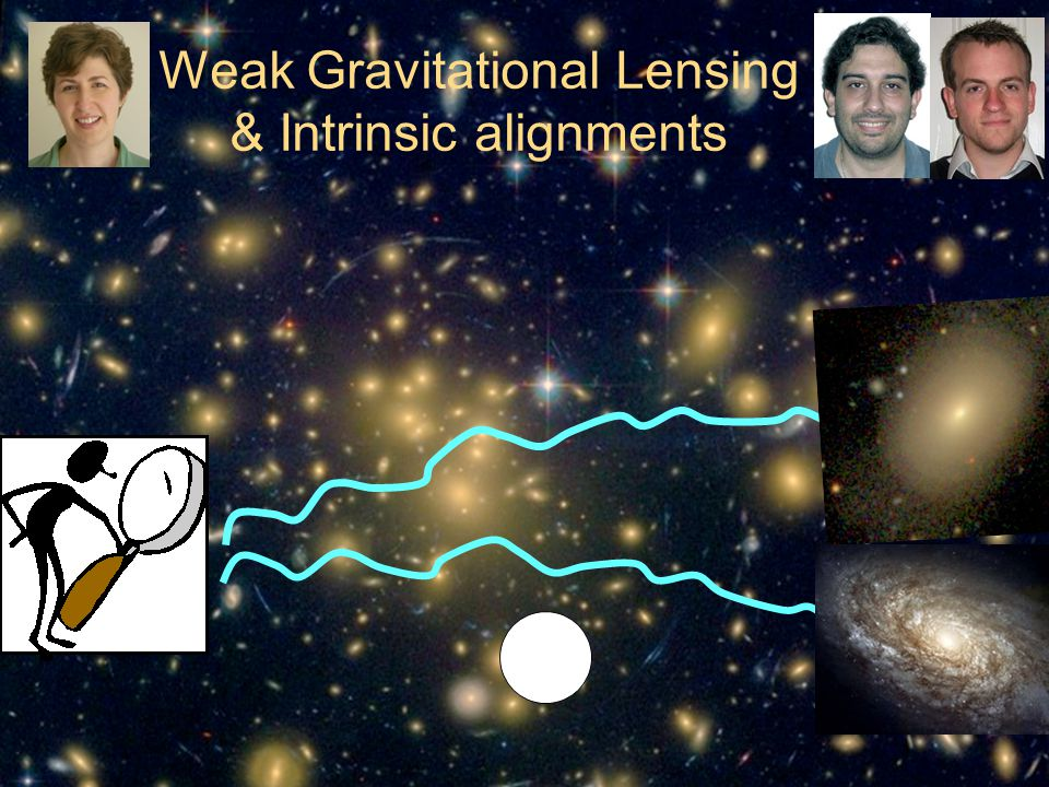 Weak Gravitational Lensing & Intrinsic alignments