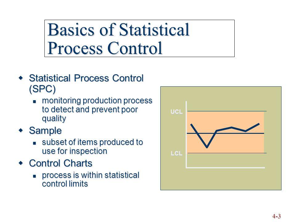 4-24 x-bar Chart x =x =x =x = x 1 + x 2 +...
