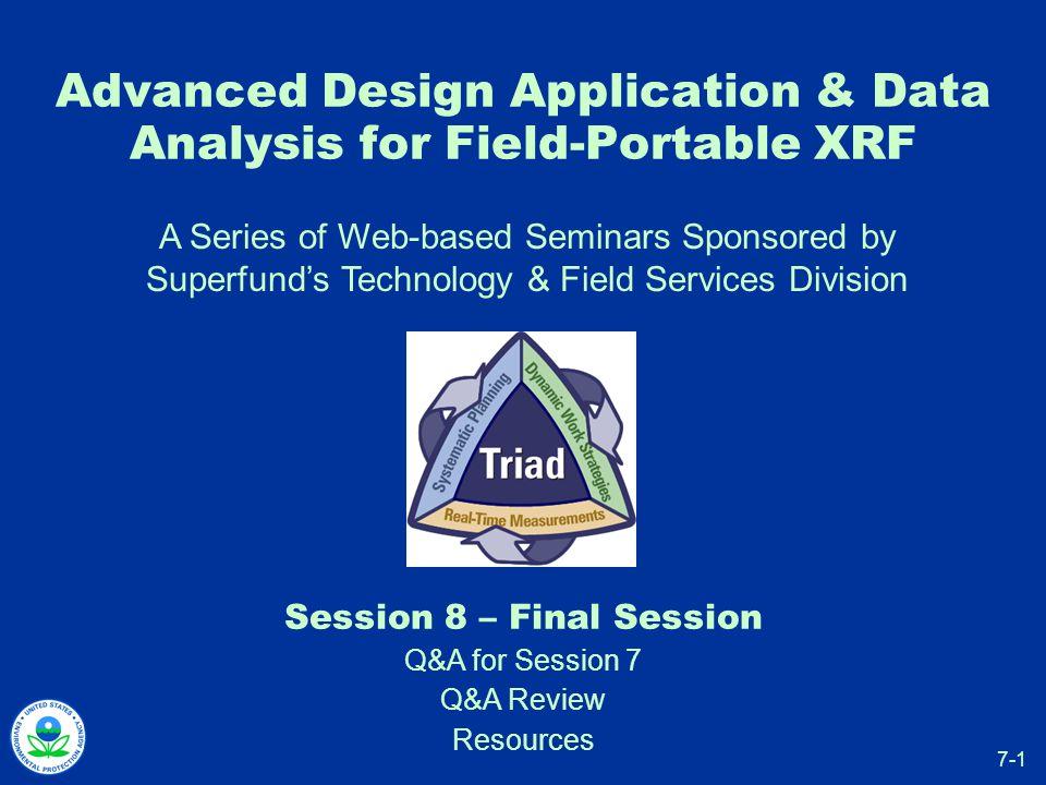 XRF Pilot Study MIS Bag Data Spreadsheet 7-42